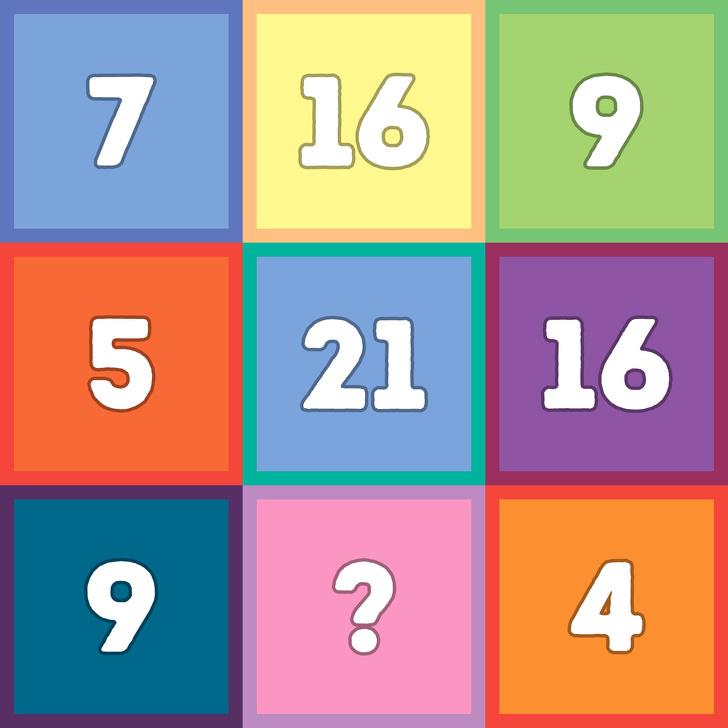 5 головоломок, которые выбесили весь интернет