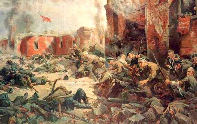 Оборона Брестской крепости: …