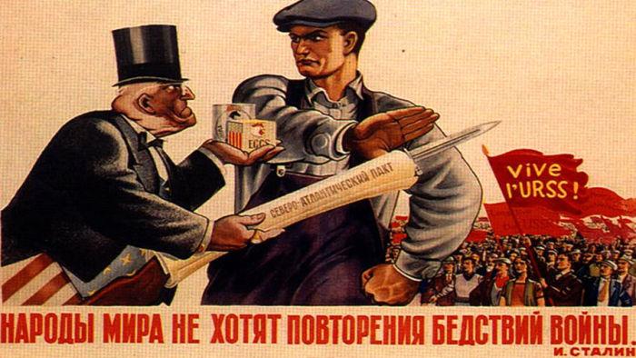 История экономических санкций Запада