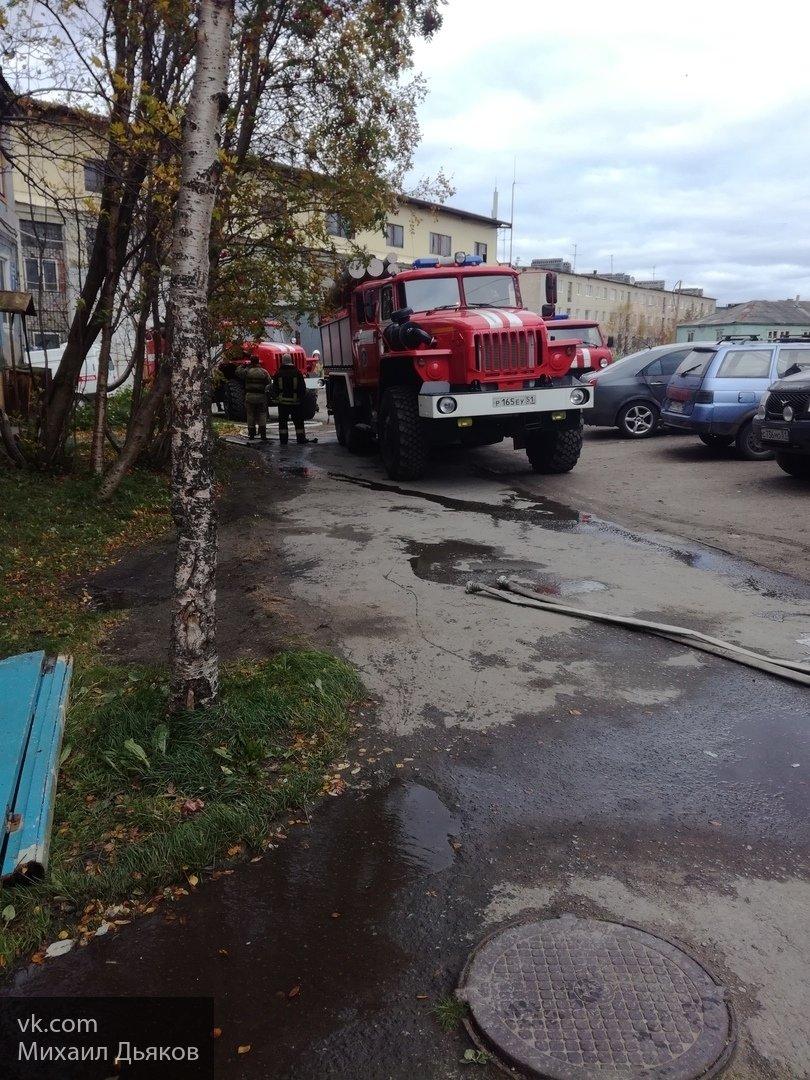 Видео: в Самаре произошел взрыв газа в жилом доме