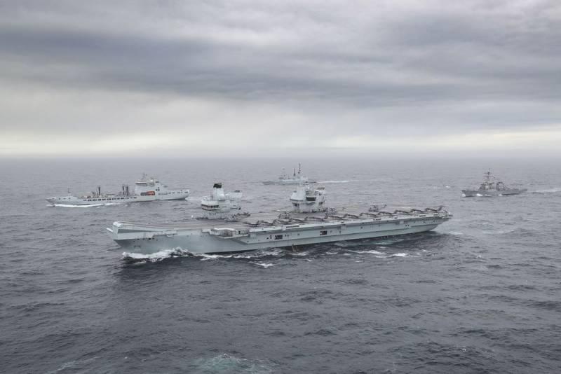 Стало известно о поисках российской подлодки кораблями НАТО в Средиземном море Новости