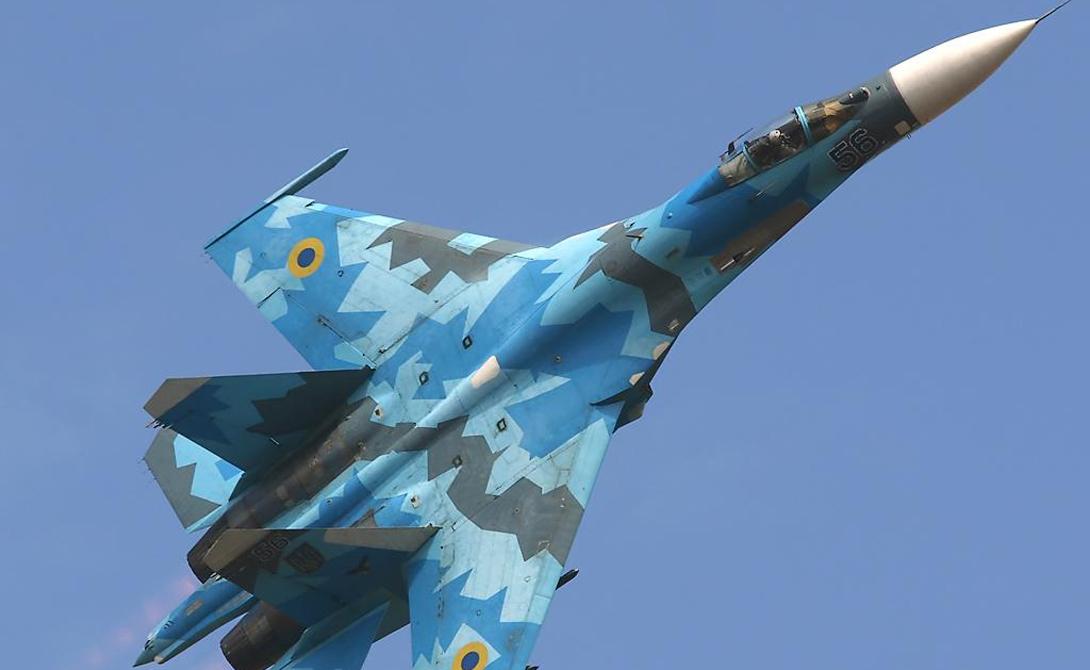 Небо на замке: топ-5 боевых самолётов России