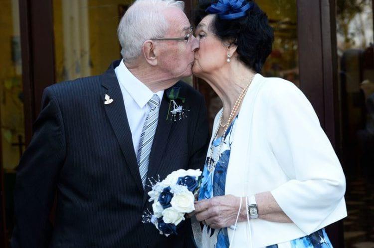 Любовь длиною в 70 лет — теперь они снова вместе