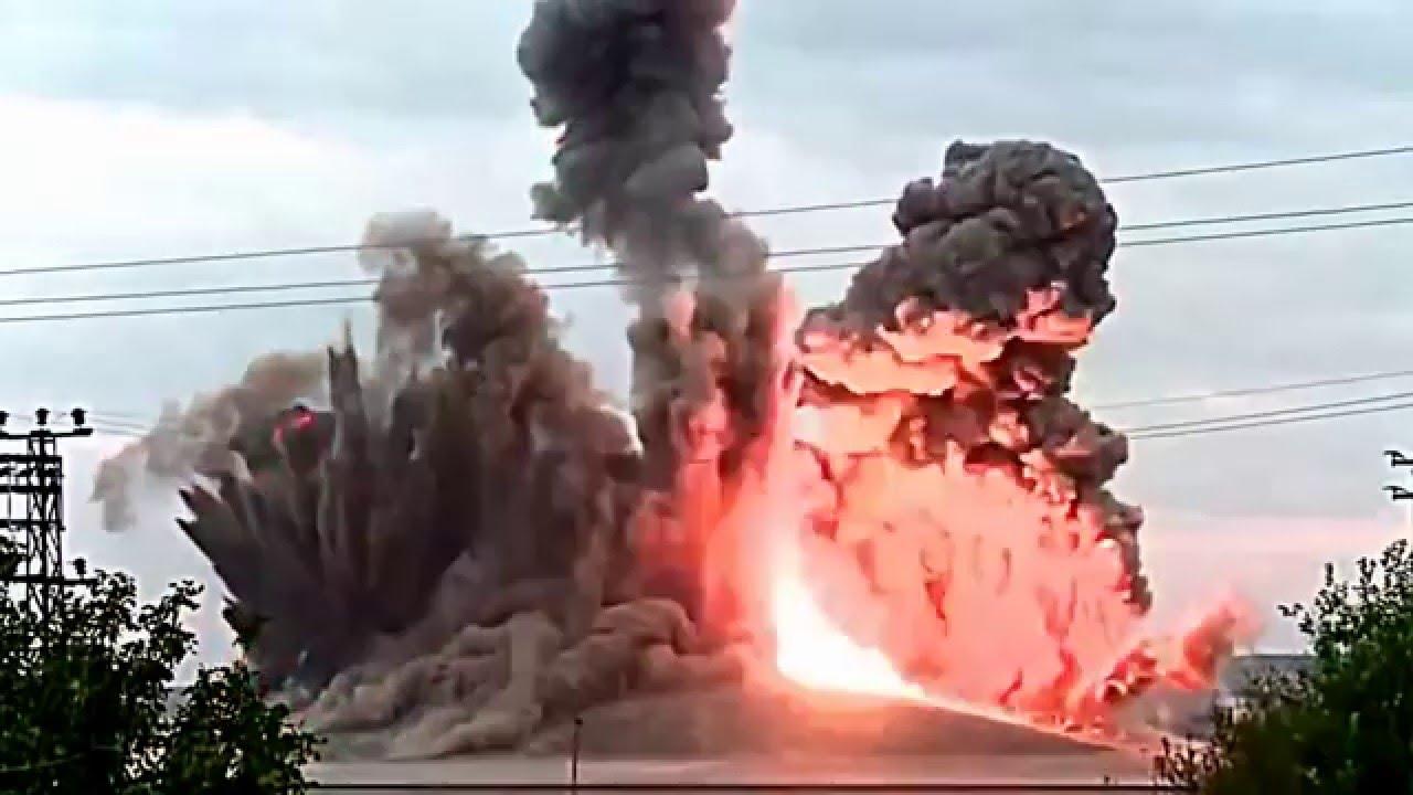 Мощнейший авиаудар ВКС РФ уничтожил базу, заполненную боевиками