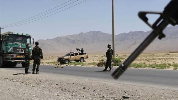 По словам американского генерала, половина всех районных центров Афганистана находится под контролем талибов ИноСМИ