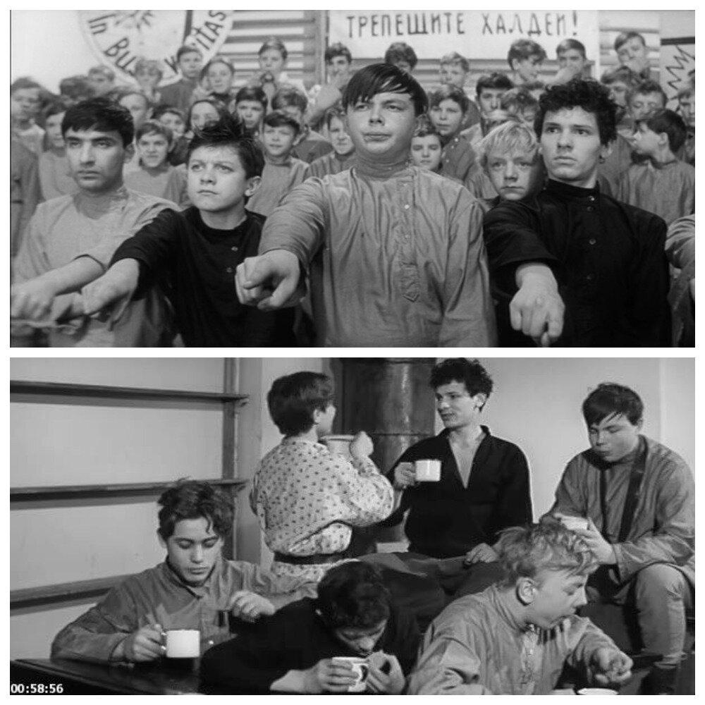 Неоднозначные моменты фильма «Республика ШКИД», которые зритель так и не увидел история кино,кино,киноактеры,легенды мирового кино,моровой кинематограф,ностальгия,отечественные фильмы,СССР,художественное кино