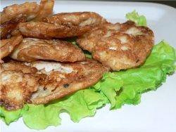 Мясо по-албански - рубленые …