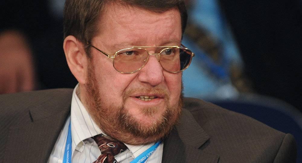 Сатановский о разрыве Большого договора: границ Украины для нас больше нет