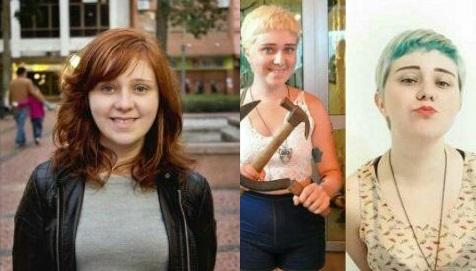 Девушки до и после феминизма