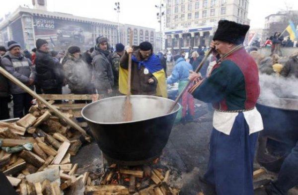 Во что превратился Киев