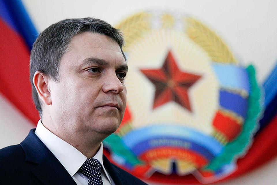 Пасечник: внешнее управление неприемлемо для Донбасса
