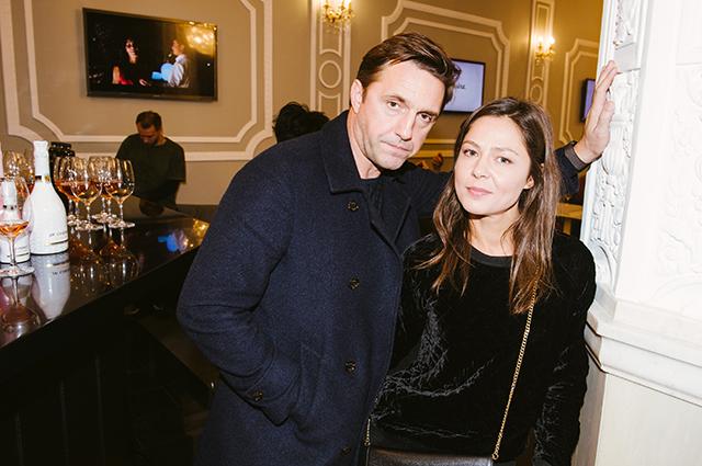 Елена Лядова, Владимир Вдовиченков, Максим Виторган и другие на премьере фильма