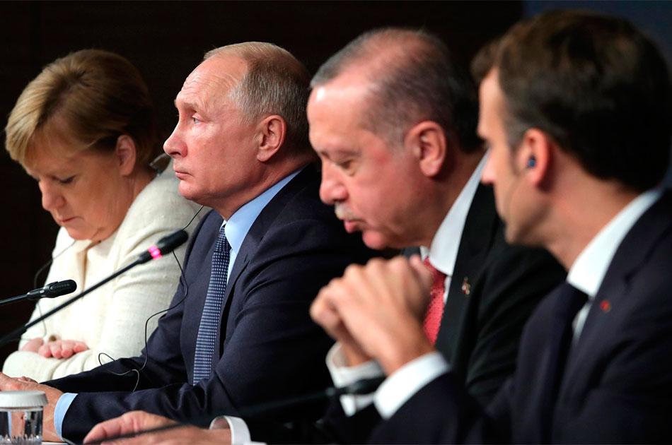 Уроки Путина