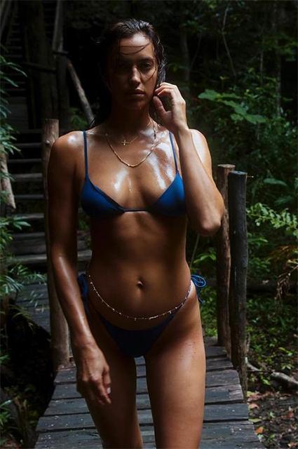 На волнах: Ирина Шейк поделилась новыми фото в бикини Экстерьер