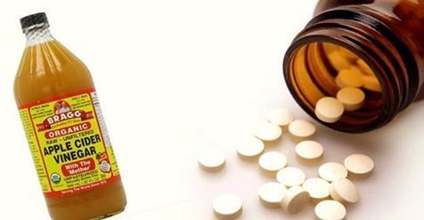 Не используйте яблочный уксус, если вы употребляете одно из этих лекарств