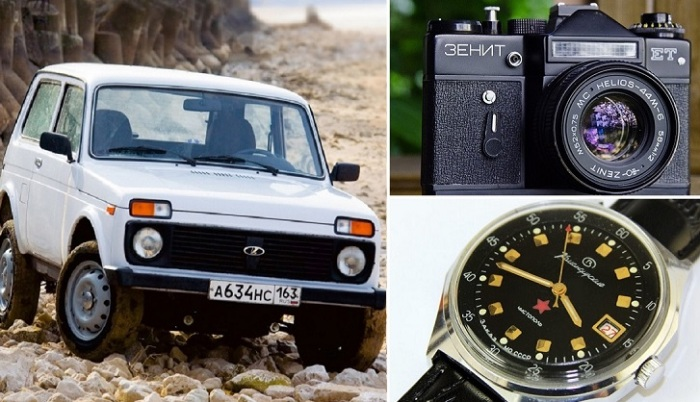 Сделано в СССР: 7 советских брендов, о которых знает весь мир
