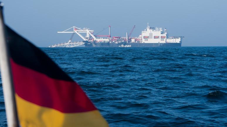 Приверженность Германии «Сев…