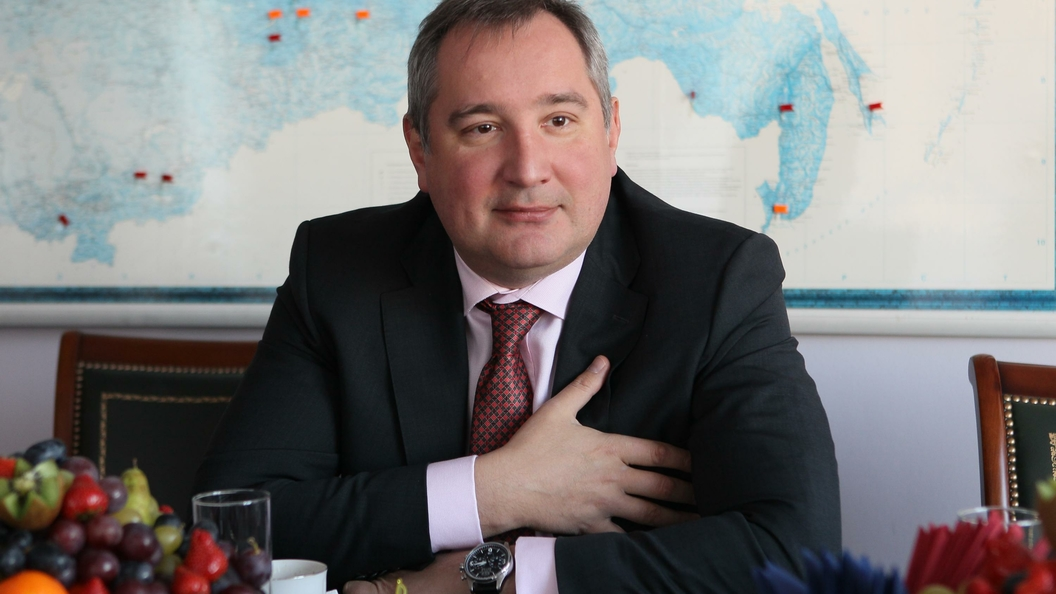 Рогозин поставил на место завравшегося американского журналиста