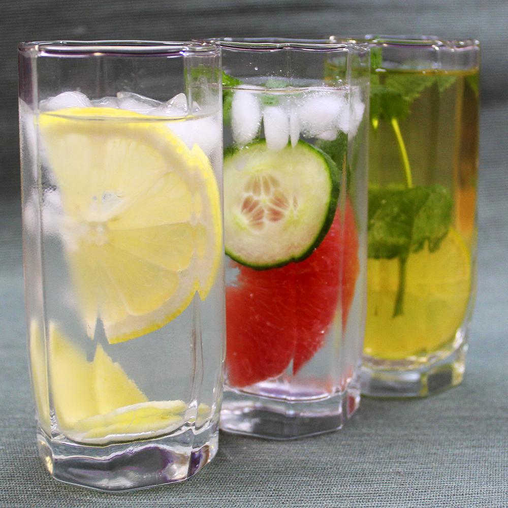 Детокс напитки - 3  рецепта …