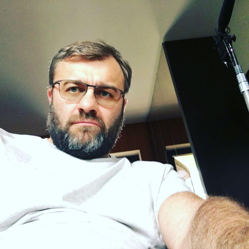 Брутальный Михаил Пореченков приглашен на роль ведущего детской программы «Спокойной ночи, малыши»
