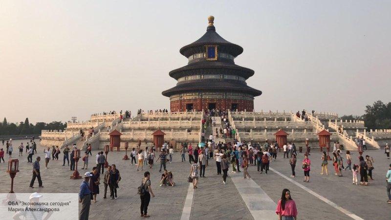 В Китае начали задерживать п…