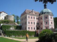 Крепость, дворец и замок - Бечов-над-Теплой