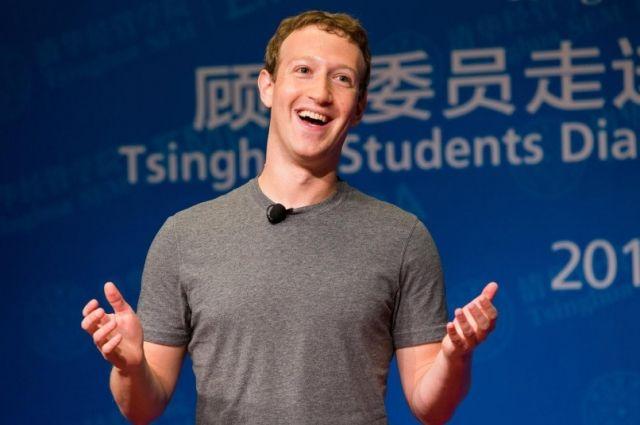 Акционеры хотят сместить Марка Цукерберга с поста главы Facebook