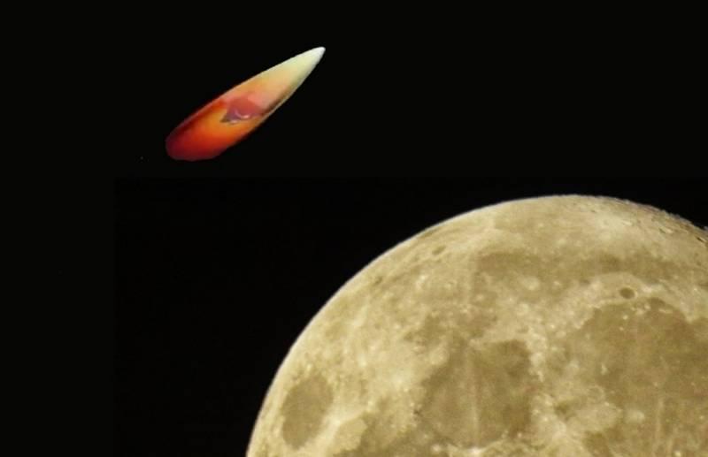 Почему Луна – ключ к военному превосходству в ближнем космосе Техно