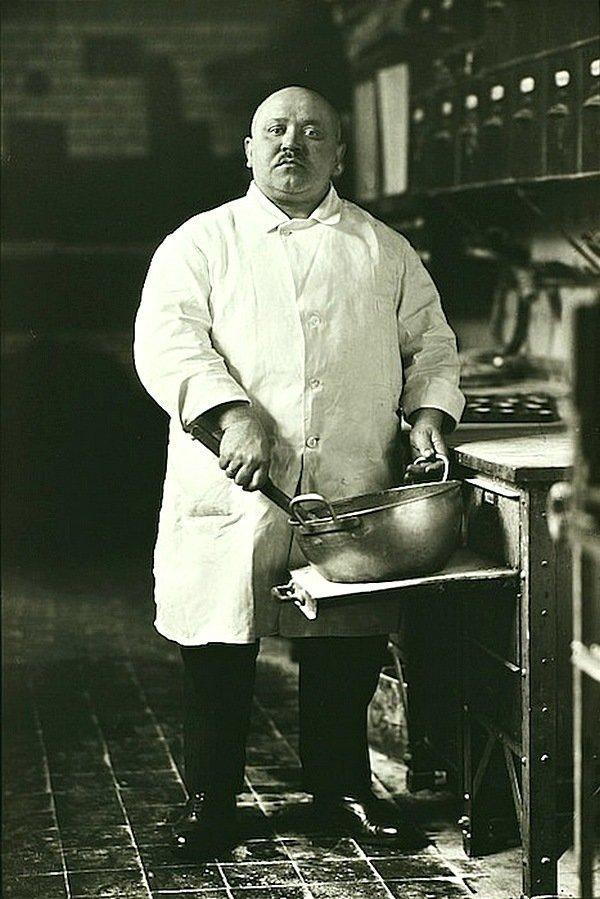 Август Сандер - Кондитер, 1928 Весь Мир в объективе, история, фотография