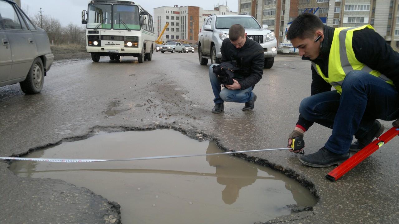 Регионы не спешат тратить деньги на ремонт дорог