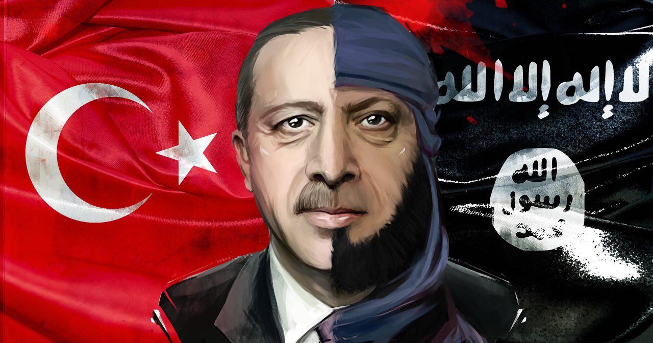ИГИЛ* — турецкий проект господства над исламским миром: Тьерри Мейсан