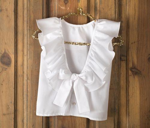 оформления открытой спины в одежде