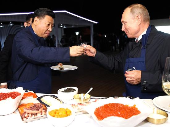 «Великая дружба» России и Ки…