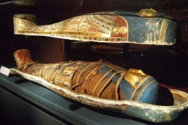 Ученые изучили ДНК египетски…