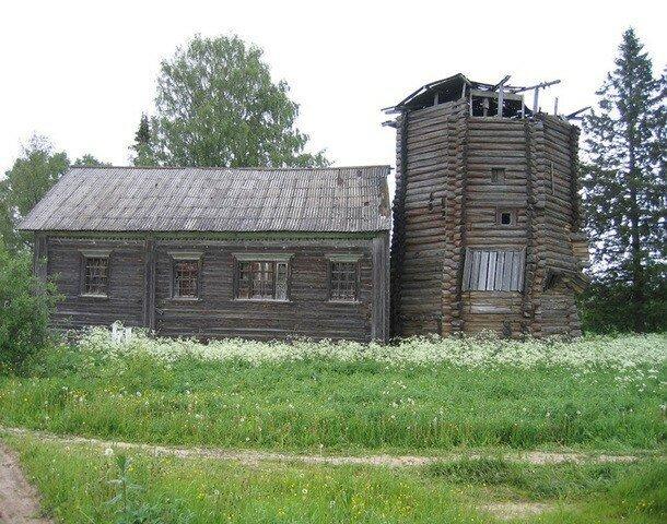 Уникальные деревянные храмы Севера, которые ещё можно увидеть воочию архитектура, колокольни, наследие, россия, север, храмы