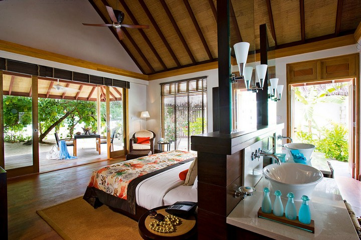 Райский отдых на Мальдивах… пейзажи