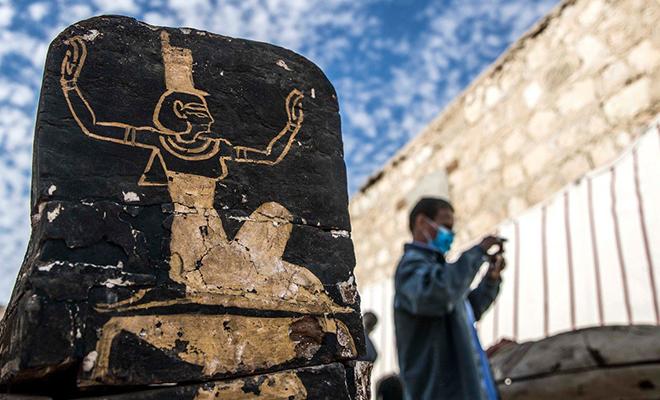 Археологи нашли под песками Сахары город возрастом 3500 лет, который считался вымышленным