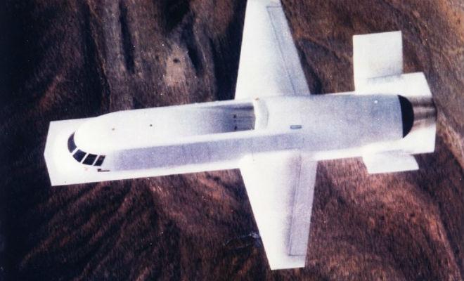 Секретный самолет из Зоны-51: записи случайно нашли в архивах