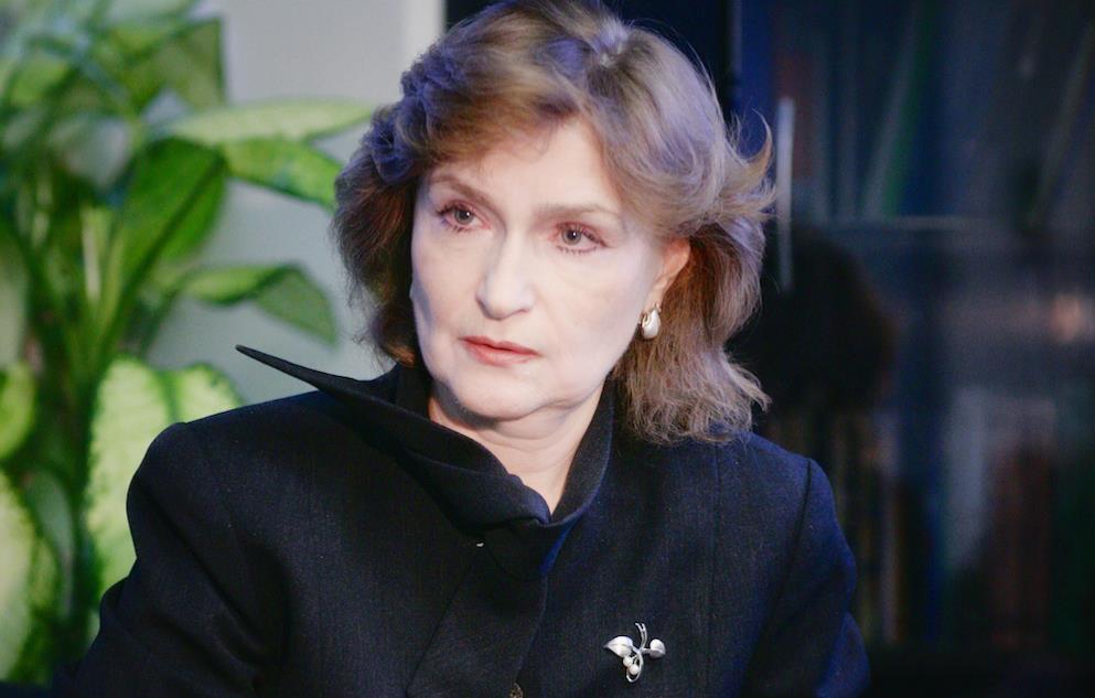 Наталья нарочницкая фото в молодости