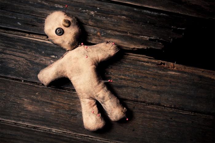 Вуду - один из самых зловещих в мире культов.