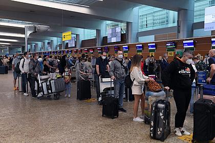 В Черногории назвали срок возобновления авиасообщения с Россией