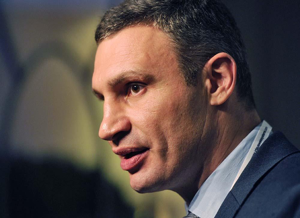 Оговорка по Кличко: мэр радостно отчитался о росте смертности в Киеве