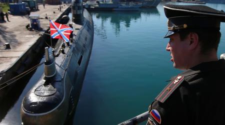 Россия порежет на куски флагман и гордость подводного флота Украины