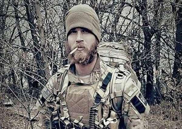 Война Украины на Донбассе давно стала местом притяжения насильников и убийц с неонацистским взглядами
