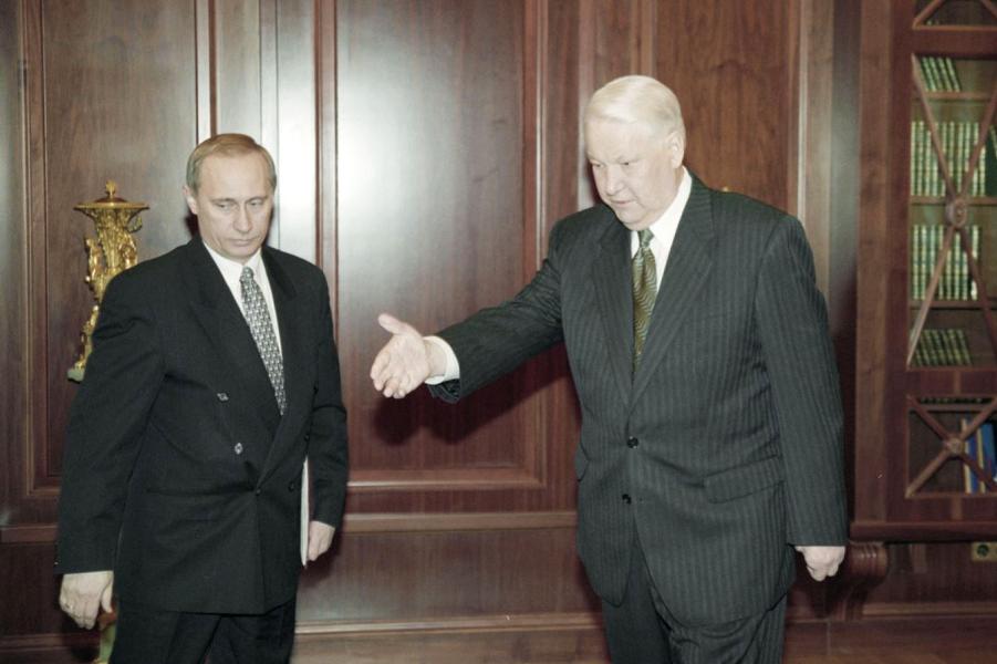 «Конечно, Путин. Он будет преемником. Он демократ и знает Запад»
