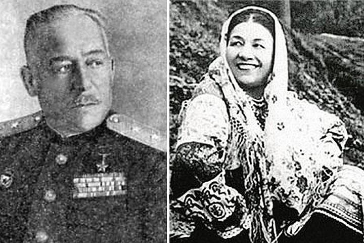 С песни «В землянке» у Руслановой начался роман с генералом Крюковым