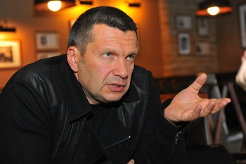 Соловьёв прокомментировал высылку британских дипломатов изРоссии
