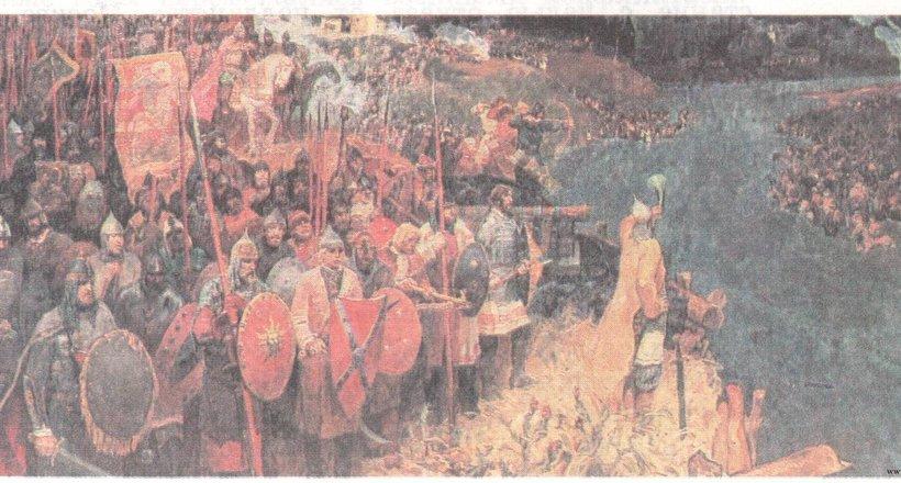 Почему Иван III решил дать бой Золотой Орде история