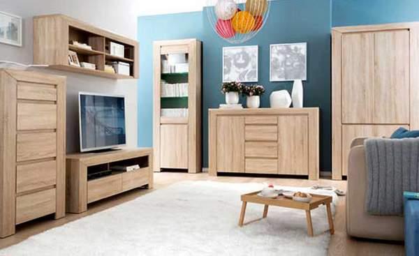как расставить мебель в однокомнатной квартире, фото 3