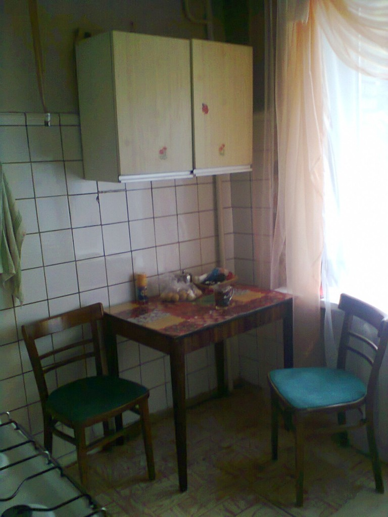 Ремонт кухни 6 кв. м.